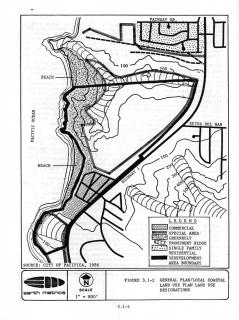 General Plan and LCP of Quarry: The1986 General Plan and Local Coastal Plan of the Quarry